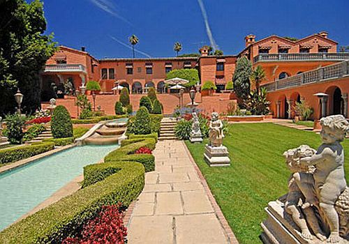 most-expensive-house-in-the-world-Hearst-Mansion-Beverly